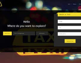 nº 8 pour Design a Website Mockup par amrapalikamble