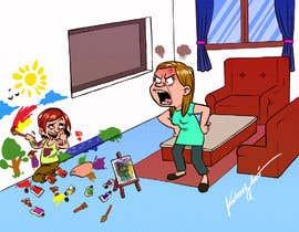 KatonAqhari tarafından Children's Book Illustration için no 25