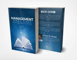 #4 dla Design a cover for a book about management tips przez MstFarjana54