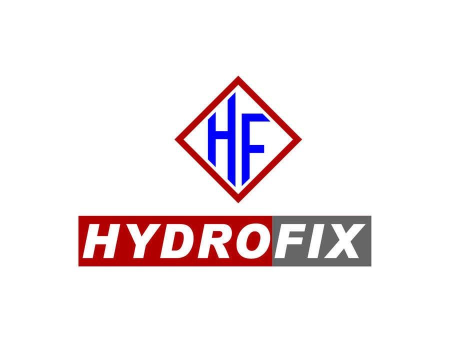 Kilpailutyö #                                        38                                      kilpailussa                                         Logo Design for a Hydraulic Hose Fitting Company