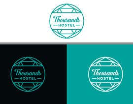 #90 for Thousands Hostel [Logo Contest] by designervsh