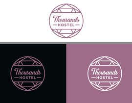 #92 for Thousands Hostel [Logo Contest] by designervsh
