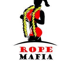Nro 42 kilpailuun logo for rope mafia käyttäjältä adnanmagdi