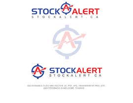 #20 para design a logo called stockalert.ca this is a 2nd try at it por Satyasen