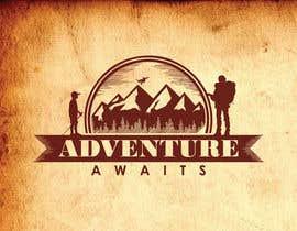 "Nro 84 kilpailuun Design a Logo for a Family Adventure Company ""Adventure Awaits"" käyttäjältä AWAIS0"