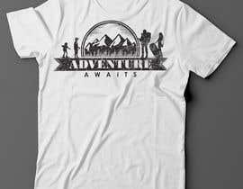 "Nro 89 kilpailuun Design a Logo for a Family Adventure Company ""Adventure Awaits"" käyttäjältä AWAIS0"