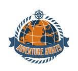 "Graphic Design Kilpailutyö #33 kilpailuun Design a Logo for a Family Adventure Company ""Adventure Awaits"""