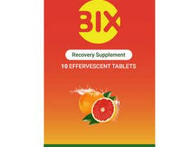 #27 for Product Label  Hydration Tablet by suchetandey