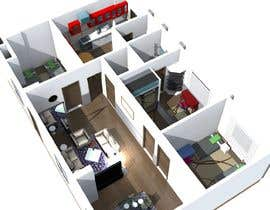 #11 for Interior Design/Layout (Room by Room) with Detailed 3D drawings by TMKennedy