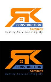 Image of                             Logo for a construction company