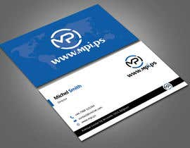 #52 for Create business card by Nabila114