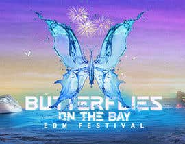 #51 untuk Butterflies on the Bay Music Festival oleh NamalPriyakantha