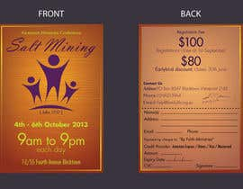#19 for Flyer Design for Family Life Ministries by marsalank