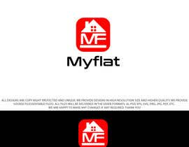 #169 for Logo for MyFlat by sixgraphix