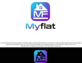 #178 for Logo for MyFlat by sixgraphix