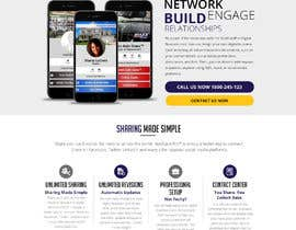 #3 para Design a mockup website.. i need Wireframes & html from winner!! por Arieontech
