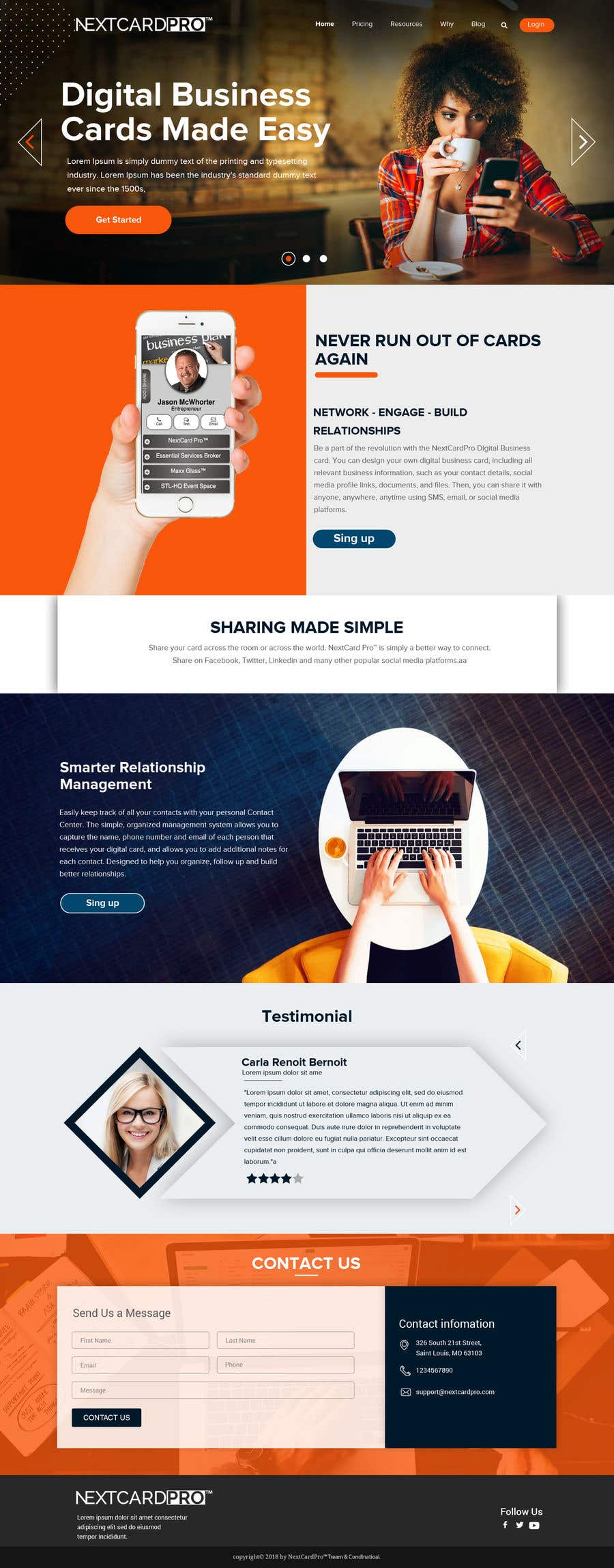 Design a mockup website   i need Wireframes & html from