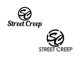 #31 for Разработка логотипа 2D Logo design Street Creep by luisarmandojeda