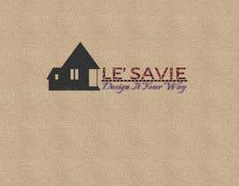 "Jkandpall tarafından Design a Logo for ""Le' Savie"" an upscale home goods store için no 375"