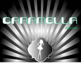 #29 for Create Logo for a Retro Nightclub called Caramella av georgia1848