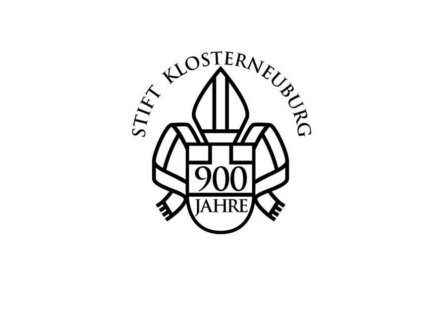 """Inscrição nº                                         28                                      do Concurso para                                         Logo Design for """"900 Jahre Stift Klosterneuburg"""""""