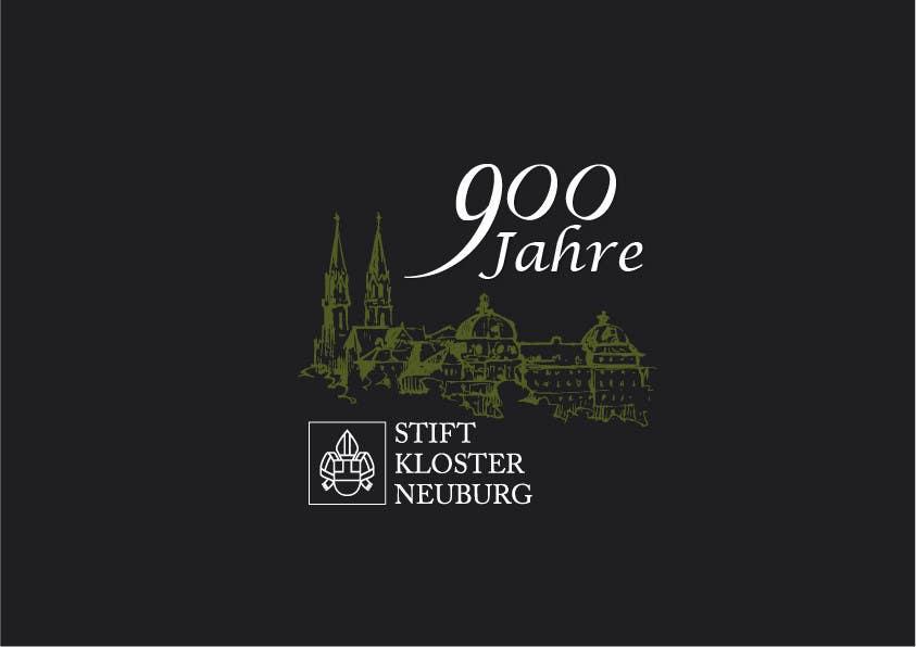 """Inscrição nº                                         25                                      do Concurso para                                         Logo Design for """"900 Jahre Stift Klosterneuburg"""""""