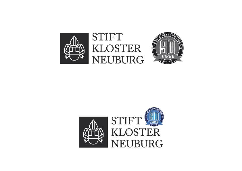 """Inscrição nº                                         15                                      do Concurso para                                         Logo Design for """"900 Jahre Stift Klosterneuburg"""""""