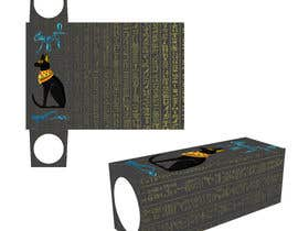 #2 for Graphic designer Packaging Designs of Egyptian or Indian style by GeorgeSherif