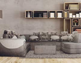 #2 para 11. Placement of Sofa in a Setting - Photoshop por VerikArt