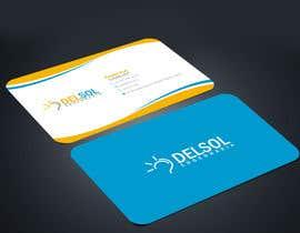 Nro 197 kilpailuun Delsol - Logo creation and business card design käyttäjältä lookandfeel2016