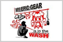 Graphic Design Contest Entry #12 for Gaming theme t-shirt design wanted – Epic Gear
