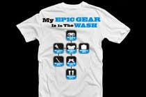 Graphic Design Contest Entry #109 for Gaming theme t-shirt design wanted – Epic Gear