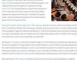 #11 for Write some Articles on Innovations in Mechanical Engineering by Dineshaps