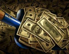 #9 for create basic money artwork by pigulchik