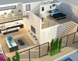Nro 12 kilpailuun Design architettonico käyttäjältä Paul7127