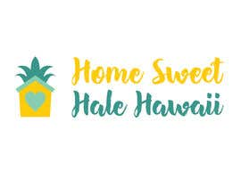#90 for Logo for Hawaii Real Estate Company (with pineapple, heart, and house symbols) by JuliaRider