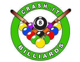 #5 for Design a Logo for a Billiard Centre by jecris