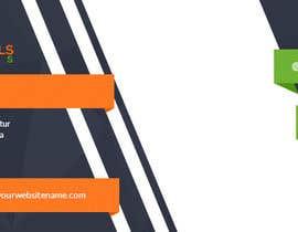 nº 7 pour Design a Logo and FB Cover page par DarkBlue3