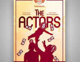 #43 untuk Design a Poster for a New Stage Play oleh lauriitadesign