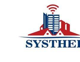 Nro 17 kilpailuun Logo design building wireless käyttäjältä darkavdark