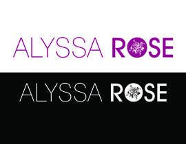 "Nro 17 kilpailuun I would like a logo designed for "" Alyssa Rose"" I was thinking a design with the name Alyssa and a rose in it some where. This is more of a brand. Please any creative ideas will be considered. käyttäjältä tanmoy4488"