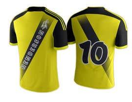 #49 for 3rd Hockey Jersey Design by gulenigar