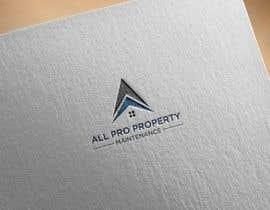 #38 για Logo for Property Maintenance business από mrlogo1234