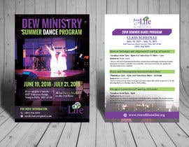 #45 for Summer Dance Program Flyer by biswajitgiri