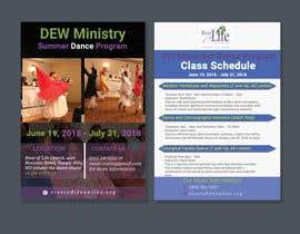 #93 για Summer Dance Program Flyer από prosenjit2016