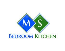 #10 para MS Bedroom Kitchen - Logo, profile and cover photo for Facebook and Twitter por filterkhan