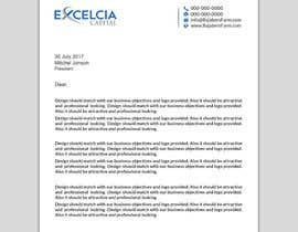 nº 30 pour Develop a corporate identity for Excelcia Capital par papri802030