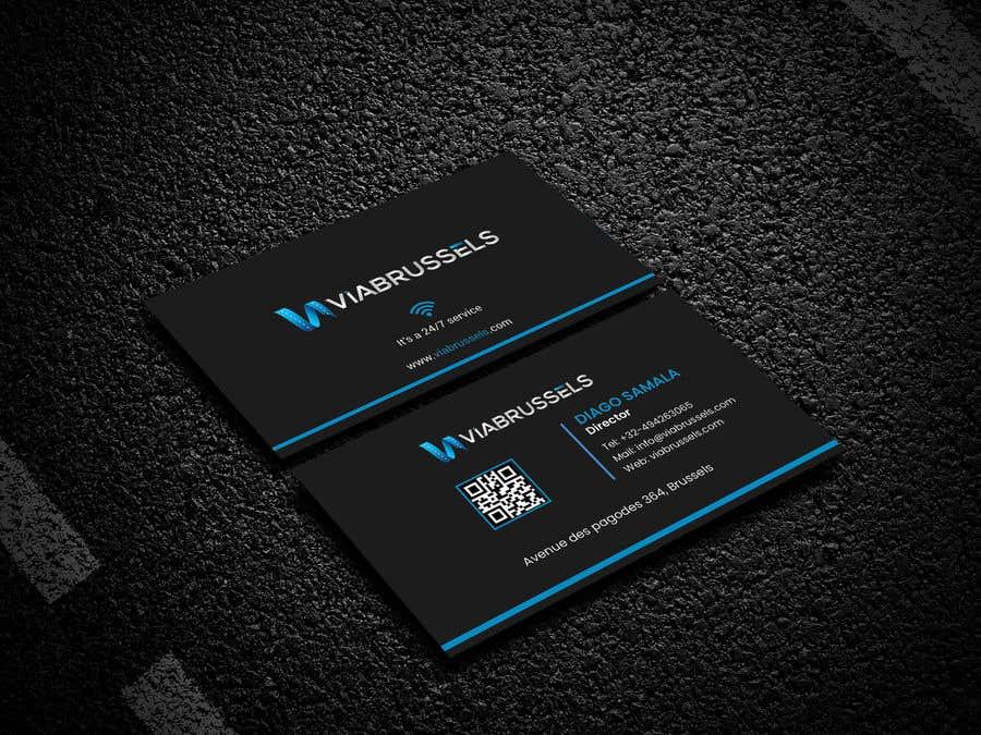 Konkurrenceindlæg #20 for Design of Business card , loyalty card, flyer short video add ( logo available)