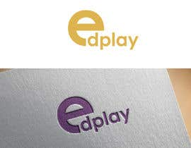#87 for Design a Logo - edplay by sumiapa12