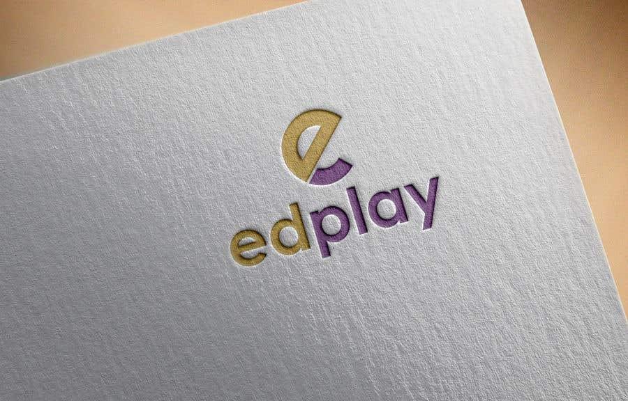 Penyertaan Peraduan #89 untuk Design a Logo - edplay
